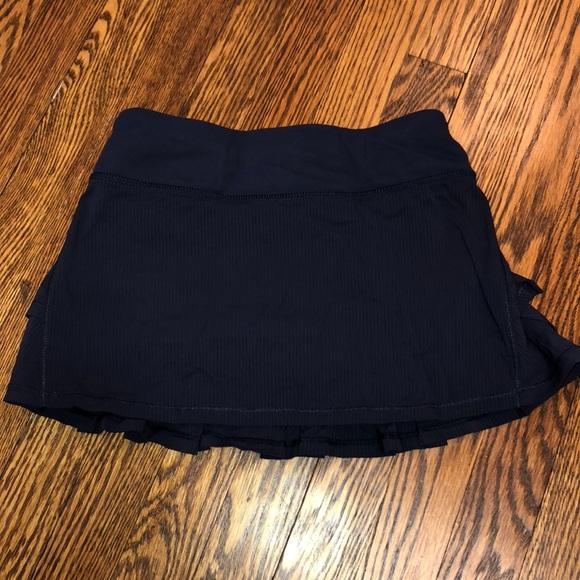 0655bec5ea Ivivva Bottoms | Girls Navy Blue Tennis Skirt | Poshmark